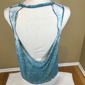 Chaser Tops - 3/$25 Chaser Tank Top With Open Back
